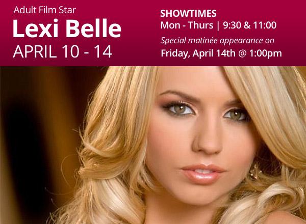 Adult Film Star Lexi Belle