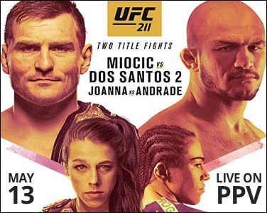 UFC 211 - May 13