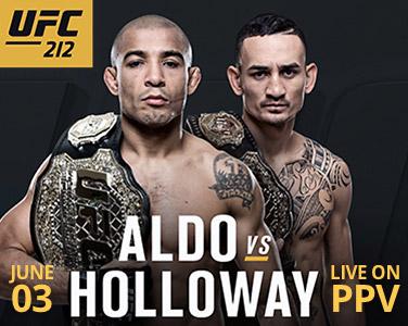 UFC 212 - June 3