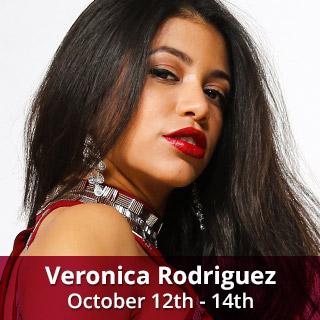 Veronica Rodriguez - Oct 12-14