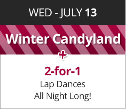 13 days of Christmas in July - Candyland