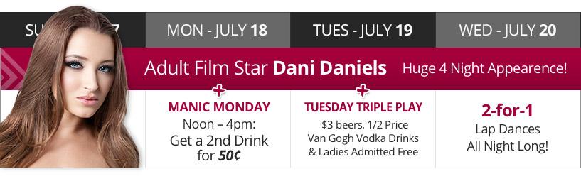 13 days of Christmas in July - Dani Daniels