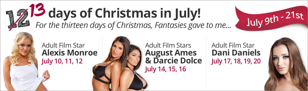 13 days of Christmas in July
