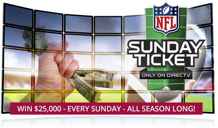 Win $25k Every Sunday Playing Pick 6
