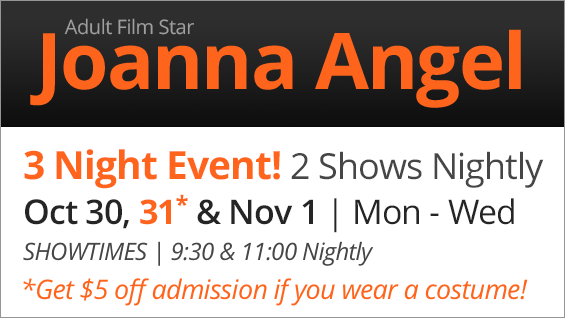 Joanna Angel at Fantasies